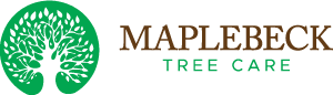 maplebeck tree care logo