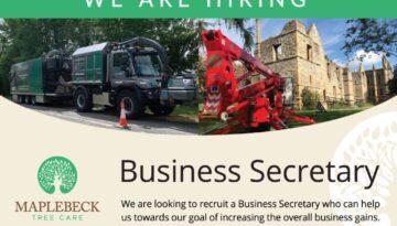 recruitment admin news